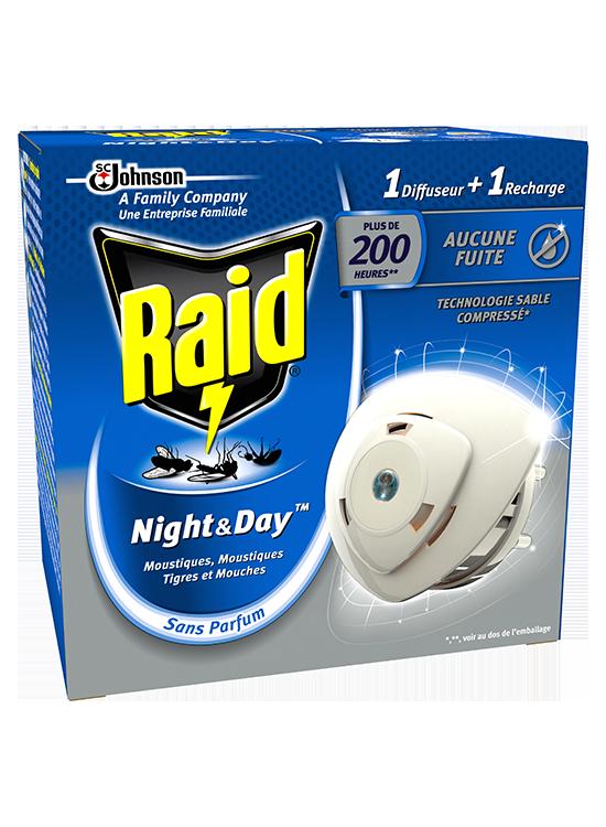 Produit anti moustique raid - Prise anti moustique raid ...